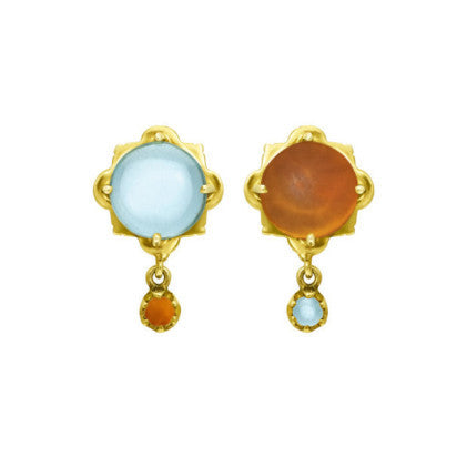 Fashion drop earrings