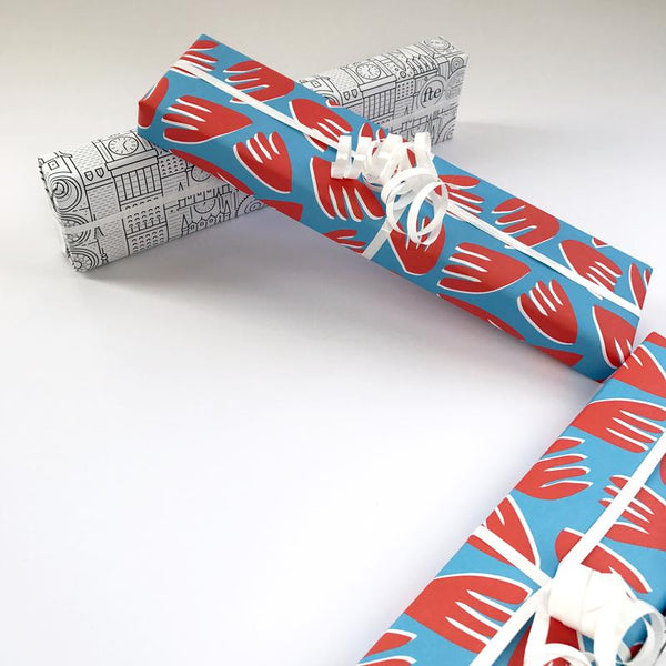 Sunny Todd Prints - Bespoke Gift Wrapping
