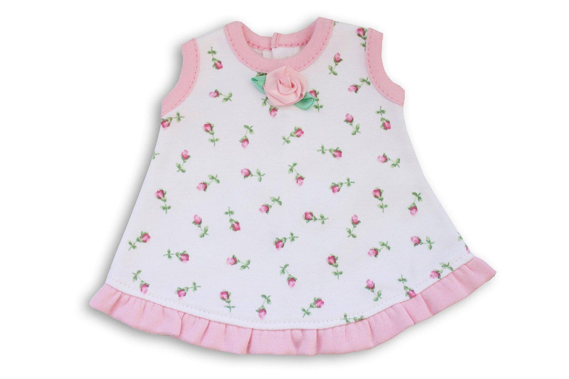 Preemie Ruffle Jumper // RoseBud-Nicu Dress-UniqueKidz