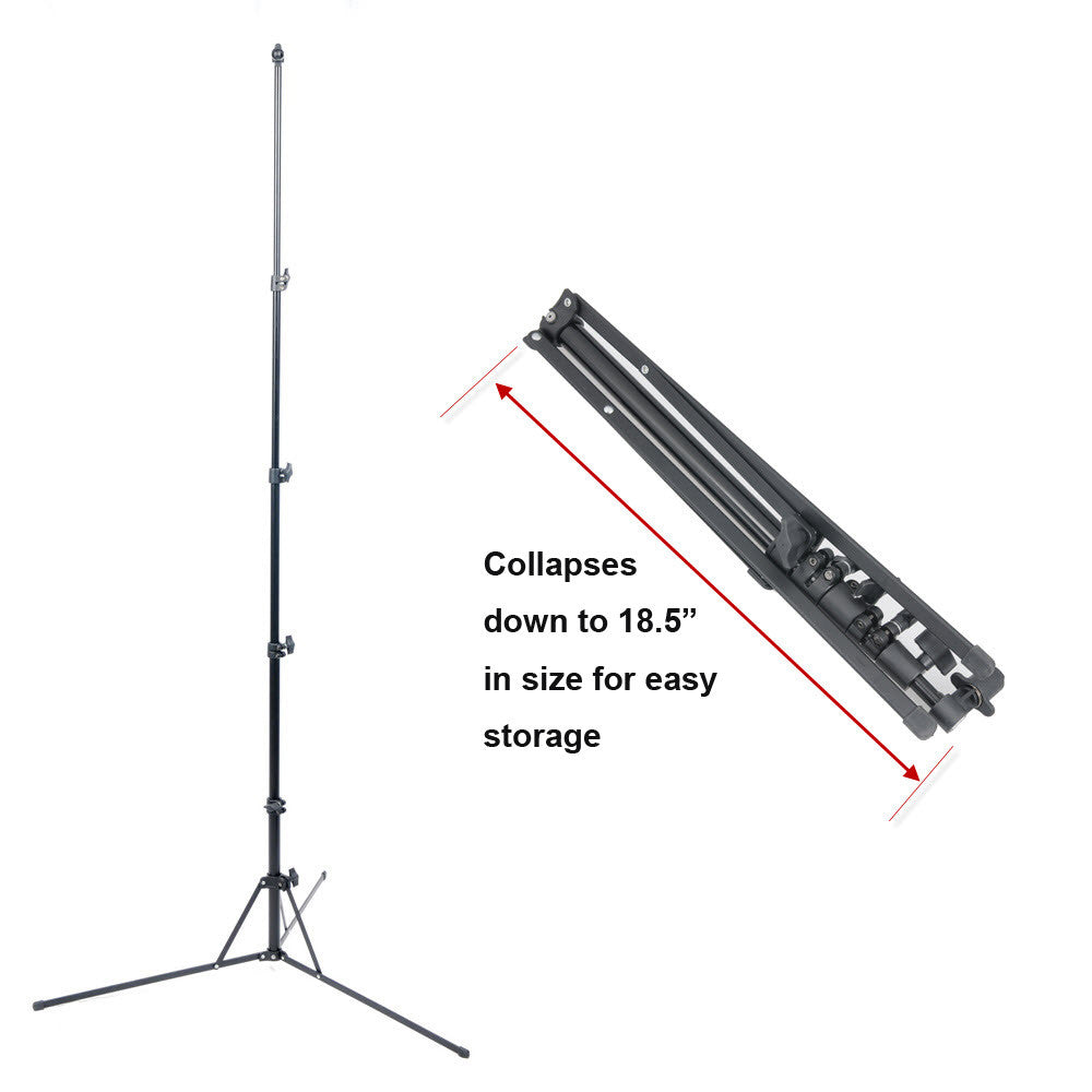 Collapsible Background/Backdrop/Reflector Stand Holder