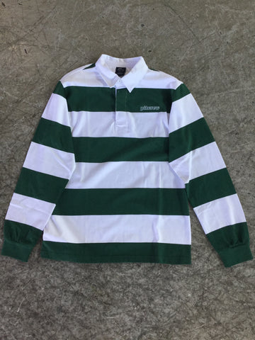 Pitcrew 121 Rugby Green/White