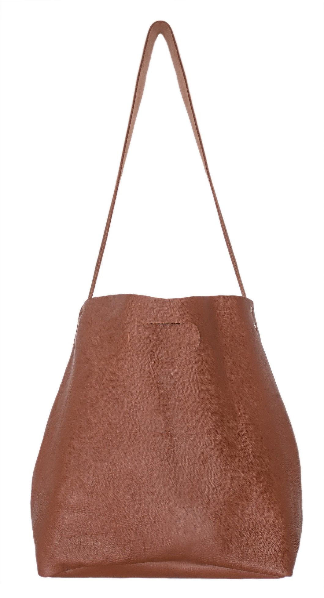 LYGON LUXE BAG IN TAN