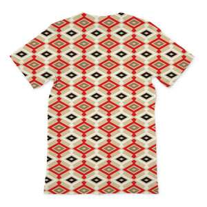 Diamond Geezer King of Diamonds Sublimation Design T-Shirt