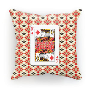 Diamond Geezer King of Diamonds Cushion/Pillow