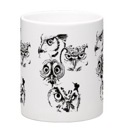 Coffee Mug - Feeling Owlright