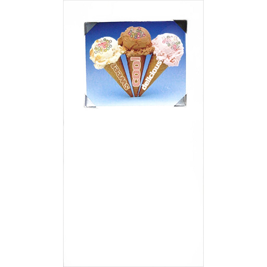 Sweet Cool Delicious Icecream Valentine's Day/Love Greeting Card
