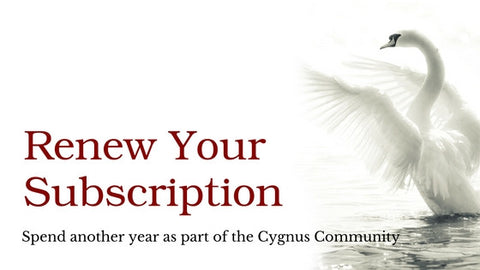 Cygnus Annual Membership - UK (Renewal)