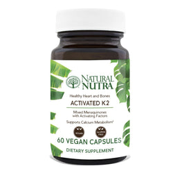 Activated K2 - Natural Nutra