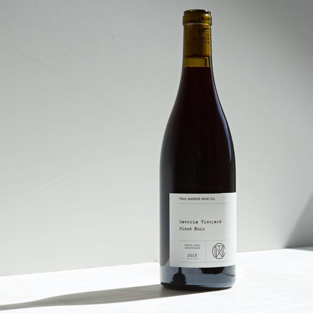 2016 Saveria Vineyard Pinot Noir