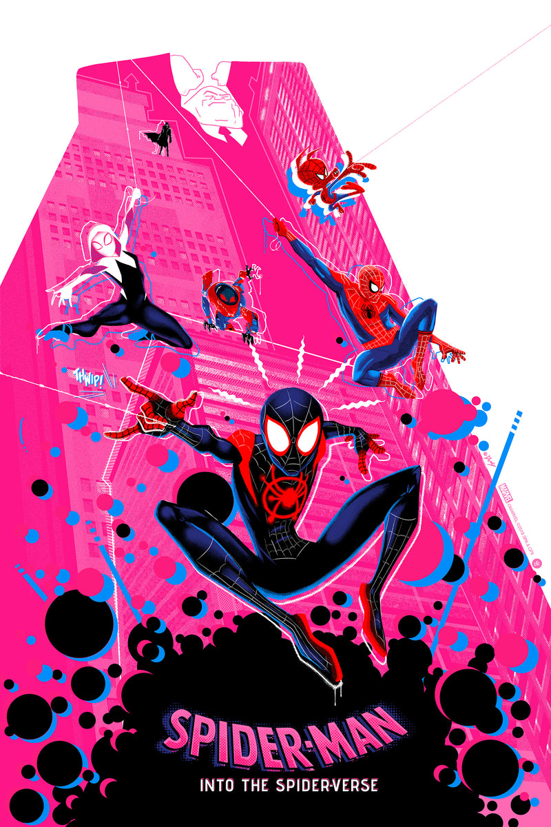 Spider-Man: Into the Spider-Verse Regular Edition by Doaly