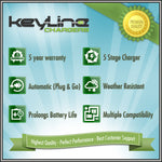 KeyLine Chargers - Alligator Clips -  - 7