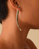 The Ayu Naga Tusk Earring