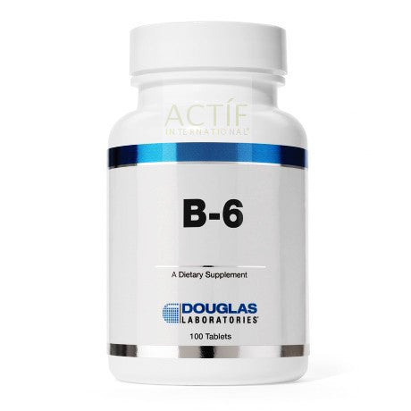 Douglas Laboratories B6-100mg