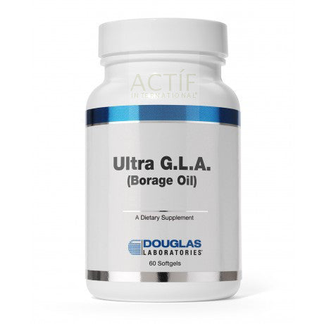 Douglas Laboratories Ultra G.L.A. Borage Oil 60 softgels