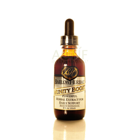 Barlow Herbal Munity Boost 2 fl. oz.