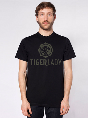 TigerLady Unisex Logo Tee - 2 Colorways