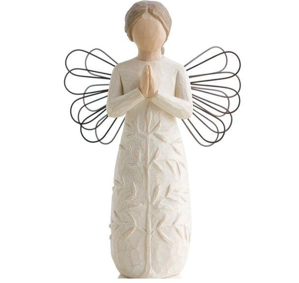 A TREE A PRAYER ANGEL Demdaco Willow Tree Figurine By Susan Lordi NEW IN BOX