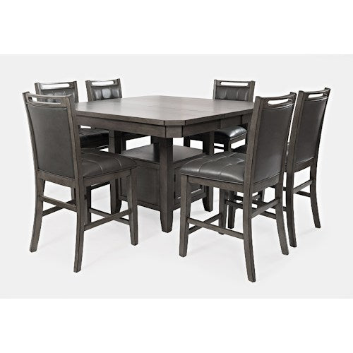 Boston 7 Piece Counter Dinette