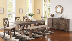 Braxton II 6pc Dining room