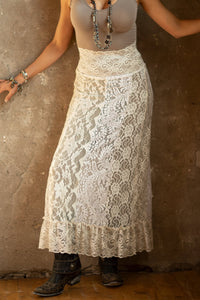 Lindy Loo Lace Skirt