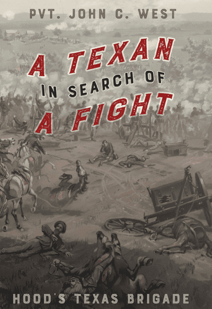 A Texan in Search of a Fight - PERSONALIZED Limited Edition