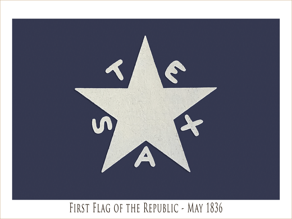 The First Flag of the Republic