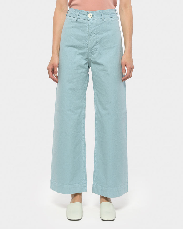 Sailor Pant in Piscine Blue