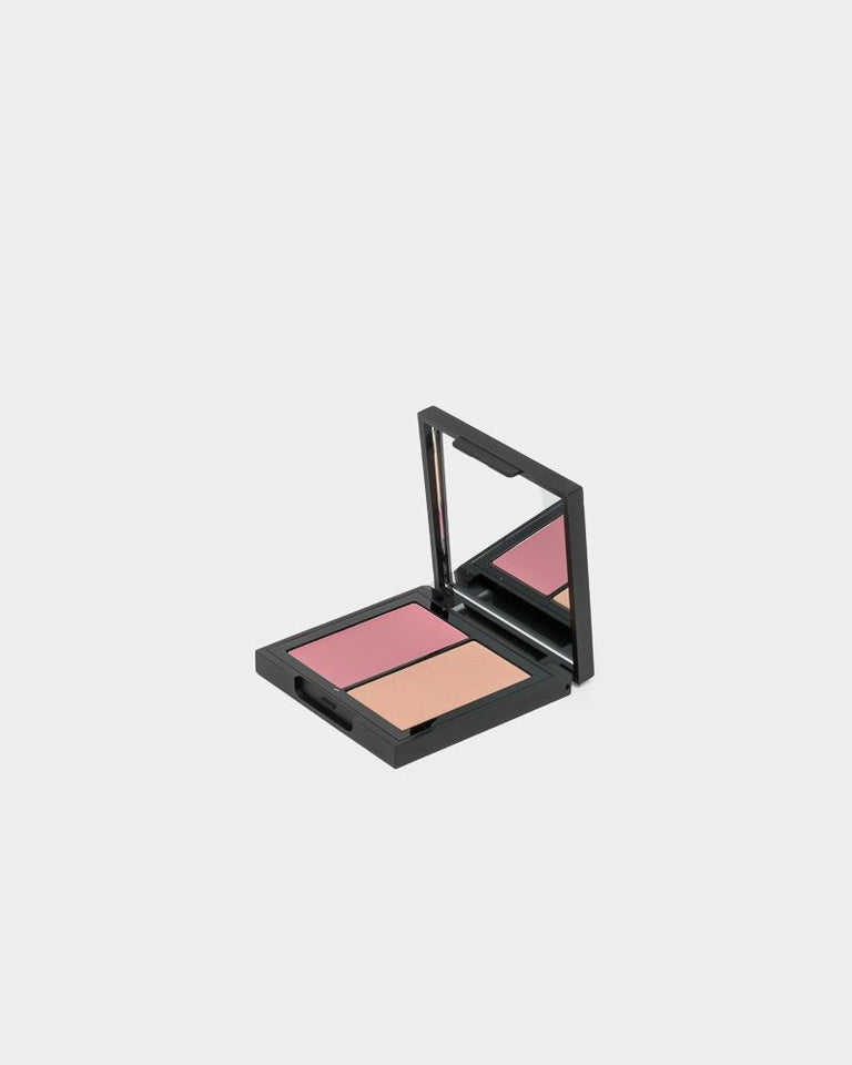 Blush & Highlighter Duo in 8th Muse