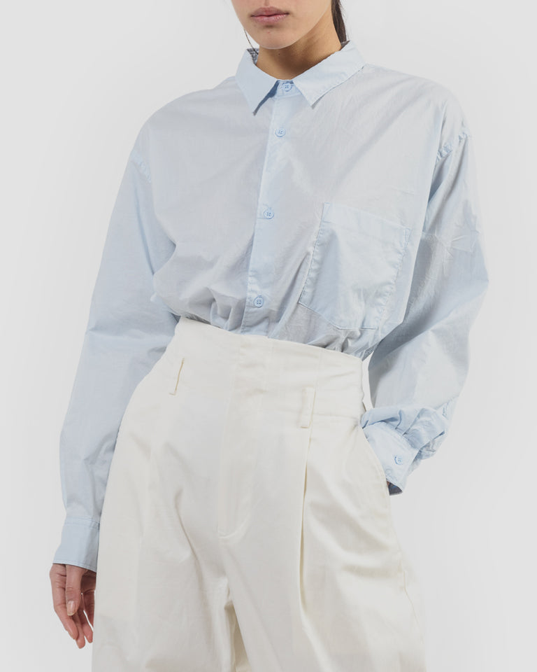 Rika Shirt in Light Blue