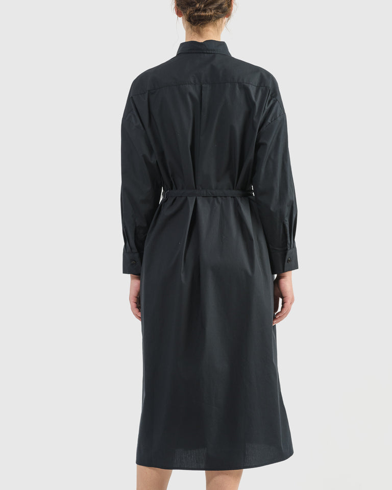Kazu Dress in Black