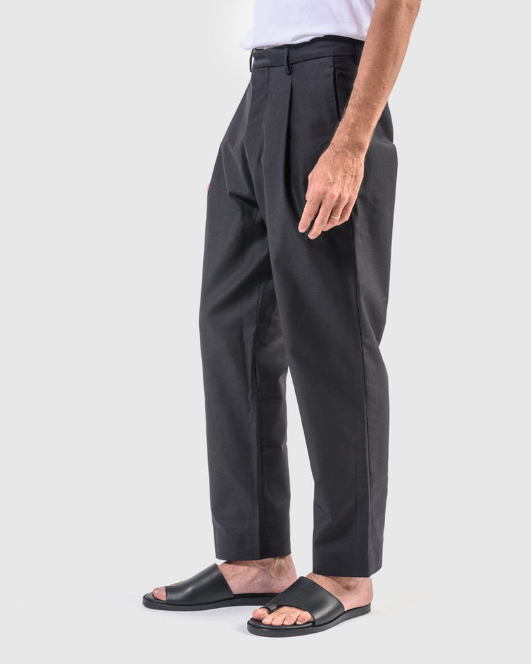 Single Man Pant in Black