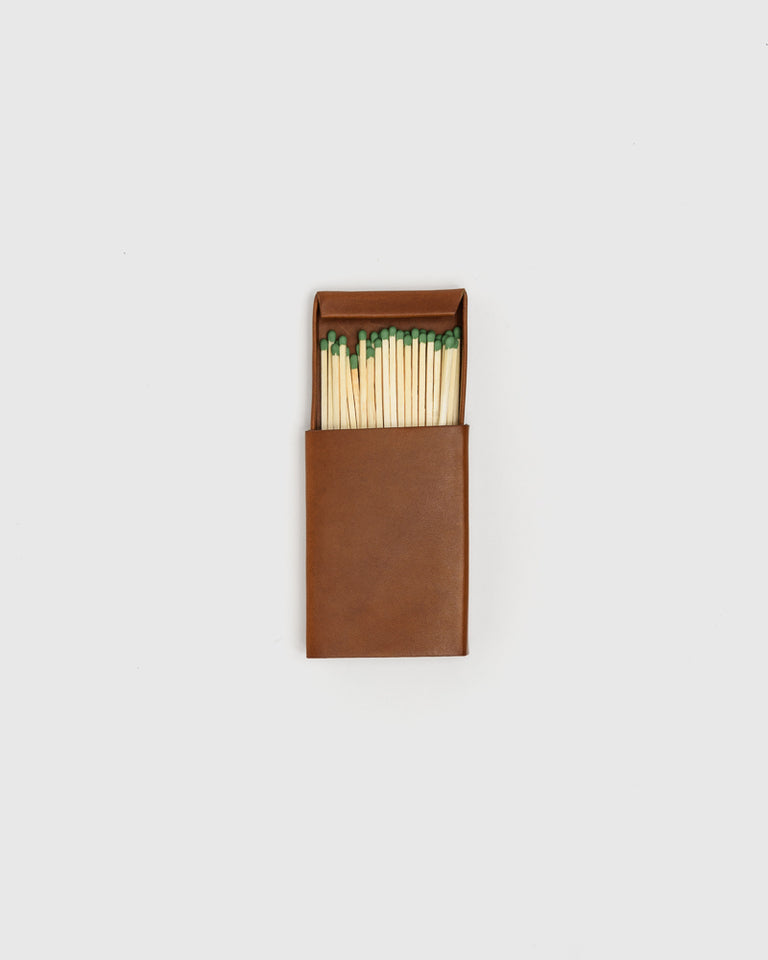 Matches Box in Chestnut