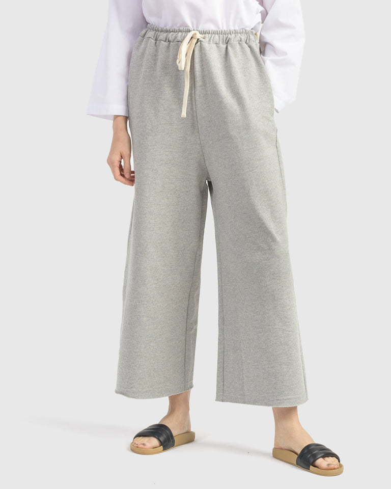 Rei Sweatpant in Heather Grey