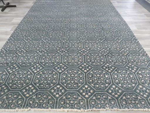 NZ Wool & Bamboo Silk Hand Knotted Rug