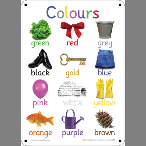 Colours Outdoor Board