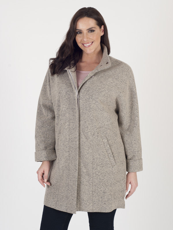 Gerry Weber Edition de Luxe Wool-rich Coat