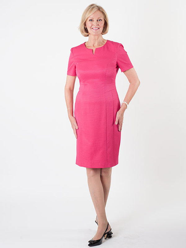 Gerry Weber Pink Stretch Dress