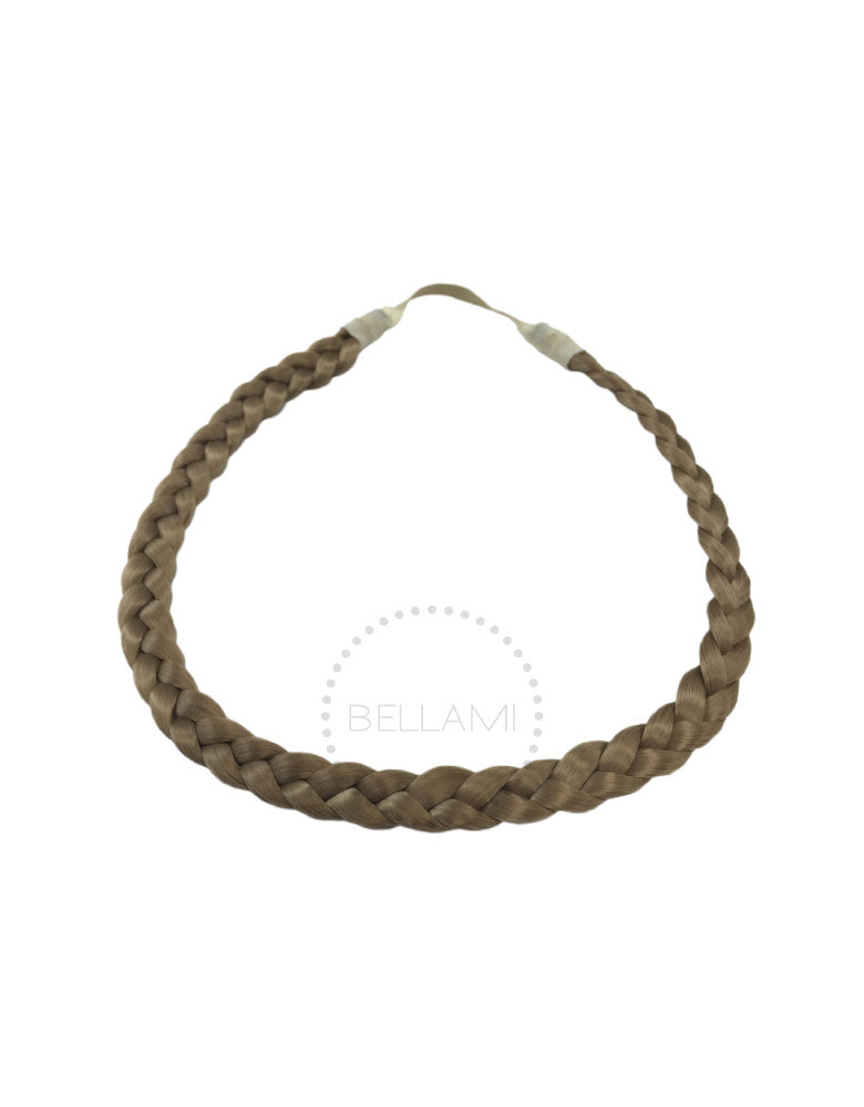 Braided Hairband Dirty Blonde (18)