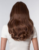 "BELLAMI BELL AIR 16"" 170g #4 CHOCOLATE BROWN Hair Extensions"