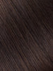 "BELLAMI BELL AIR 16"" 170g #2 DARK BROWN Hair Extensions"