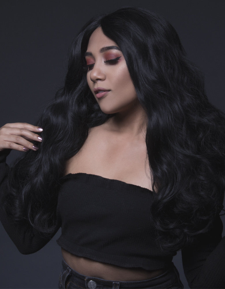 "BELLAMI Synthetic Wig Eva 22"" Body Wave"
