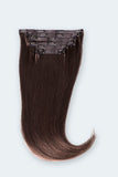 "Niki Demartino 16"" 120g Mochachino Brown (1C) Hair Extensions"
