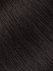 "BELLAMI BELL AIR 16"" 170g #1B OFF BLACK Hair Extensions"