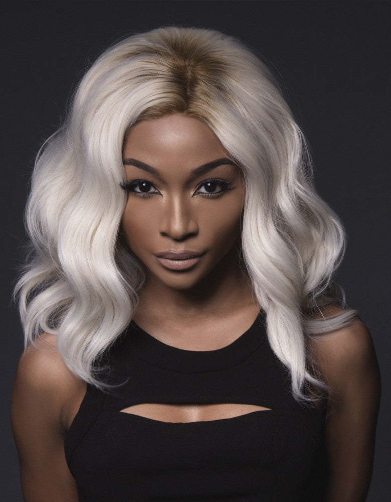"BELLAMI Synthetic Wig Zarah 14"" Body Wave"