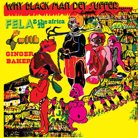 Why Black Man Dey Suffer (1971)