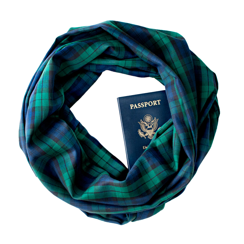 Dartmouth Scarf - Speakeasy Travel Supply Co.