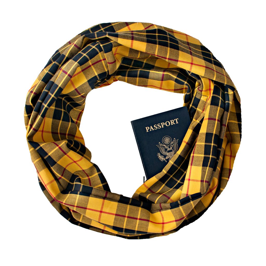 Yellowstone Scarf - Speakeasy Travel Supply Co.