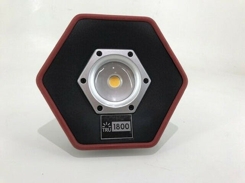 TRU1800 1800 LUMEN RECHARGEABLE SHOP LIGHT CRI 95