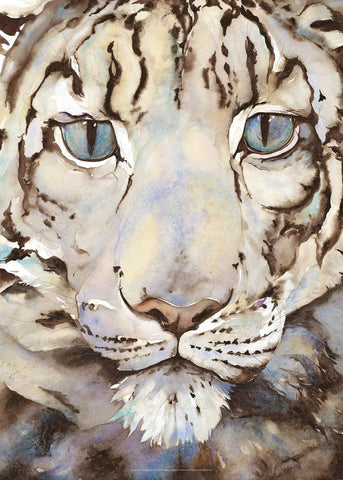 Jackie Morris: The Snow Leopard Poster