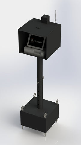 Outdoor Mobile ID Scanner